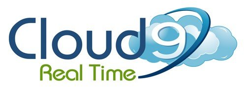Cloud 9 Real Time Logo