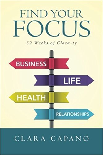 ind Your Focus: 52 Weeks of Clara-ty