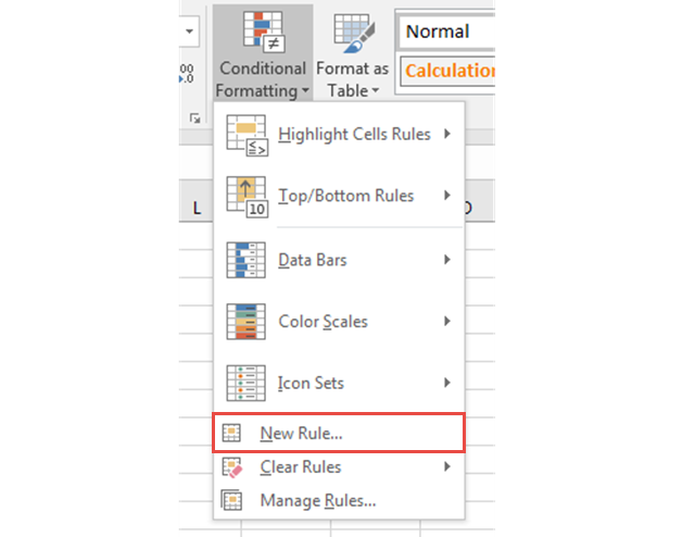 Excel Tip Using Conditional Formatting To Highlight Cells