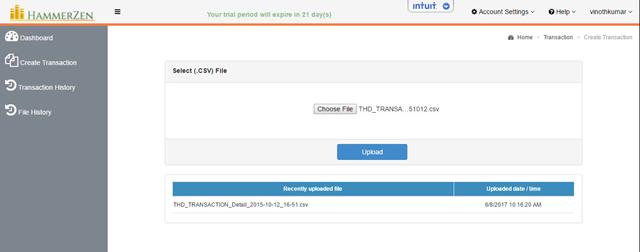 HammerZen HDPro File Import
