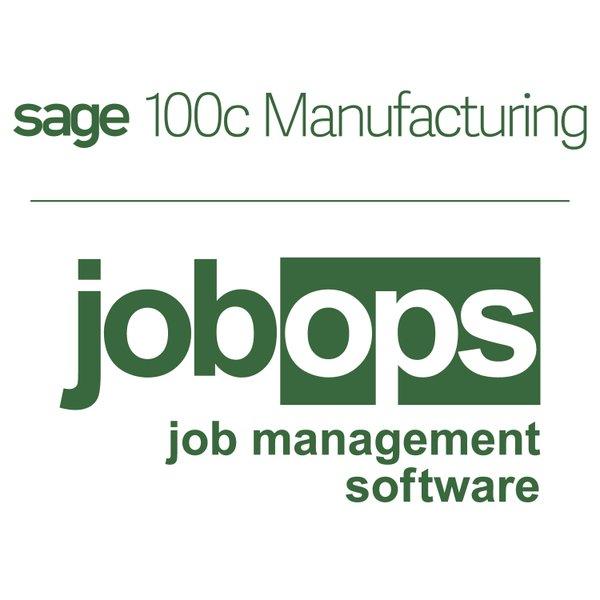 Sage Jobops logo