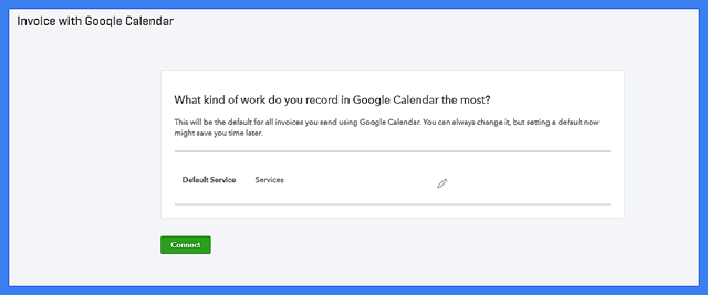 create qbo invoices using google calendar events insightfulaccountant com
