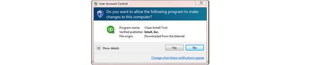 Intuit QB Clean tool download