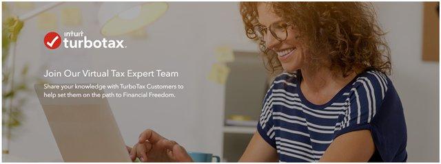 TurboTax Virtual Expert Network