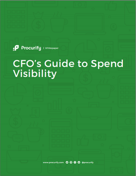 Visibility in the Corporate Spending Process?