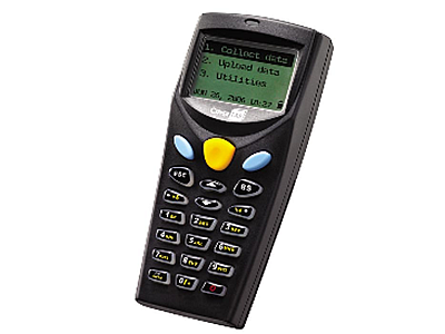 Cipherlab 8000 Series Physical Inventory Scanner