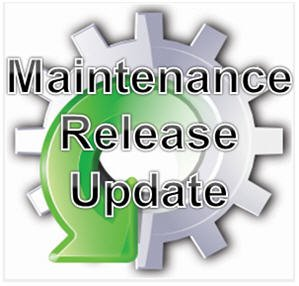 Maintenance Release Update