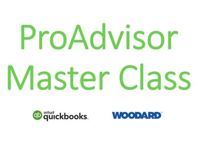 ProAdvisor Master Class