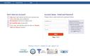 Efile4Biz Registration Page
