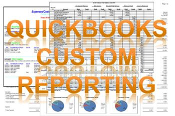 QB Custom Reporting