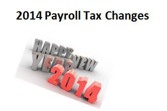 2014 Payroll Tax Changes