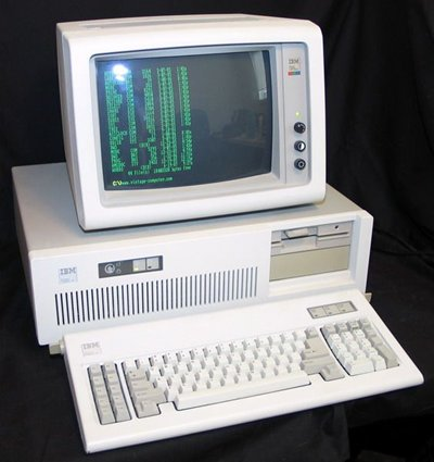 IBM PS Series with Floppy-drives