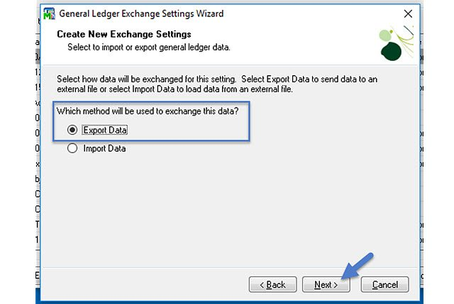 Exporting Data from Sage 100 ERP (US) - insightfulaccountant com