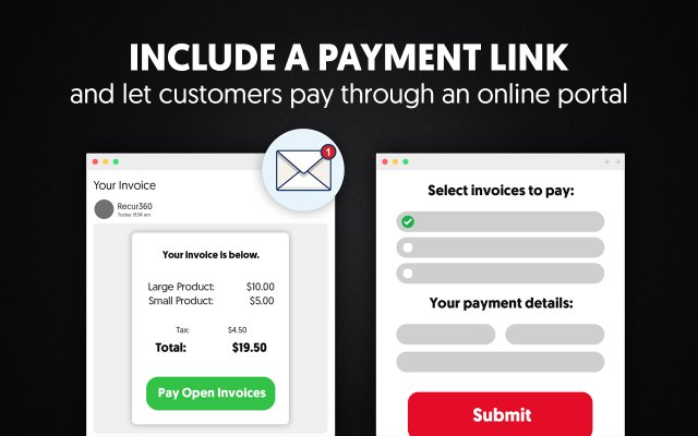Include a Payment Link