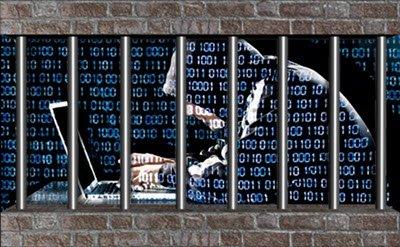 Cyber criminal behind bars