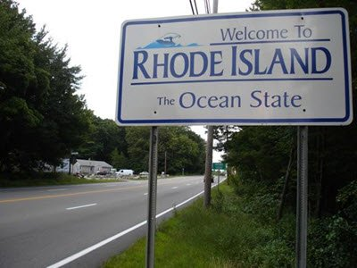RH Welcome sign