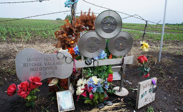 Day the Music Died Memorial