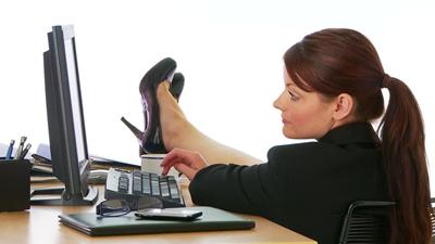 webinar feet up time