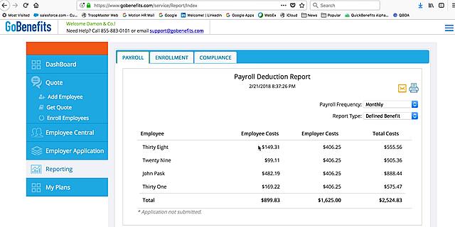 GoBenefits_Employer_Payroll_Premium_Report
