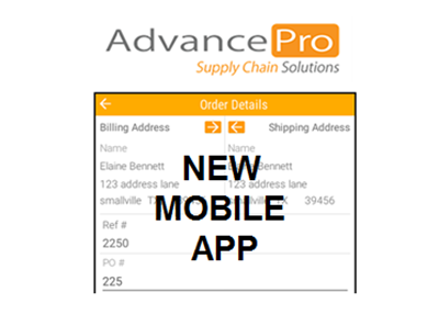 AdvancePro Mobile App