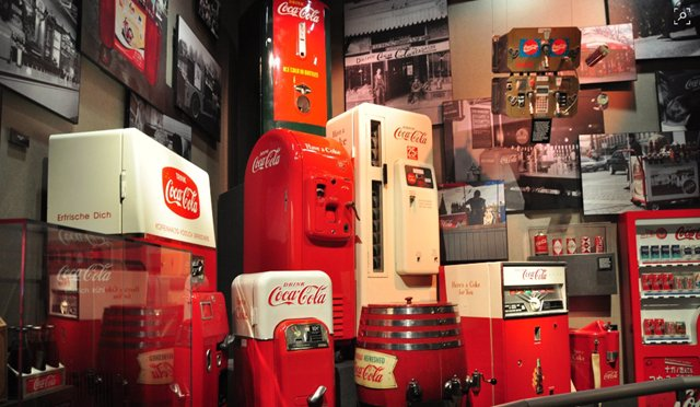 World of CocaCola - Atlanta