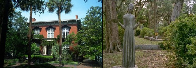 Ghost Haunt Savannah