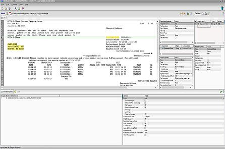 SiMX TextConverter 4
