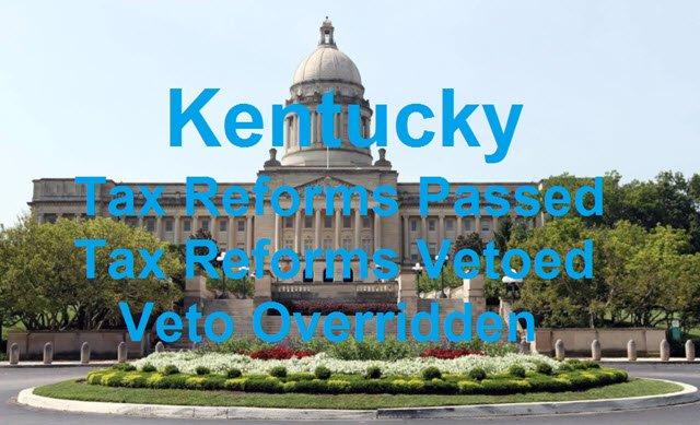 Kentucky 2018 Tax Reforms
