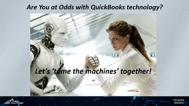 Tame QuickBooks Technology
