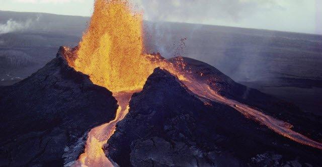 Hawaii Kilaueau Volcano Eruption (May 2018)