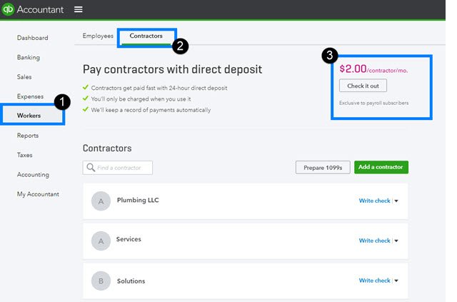 QBO Contractor Direct Deposit 01