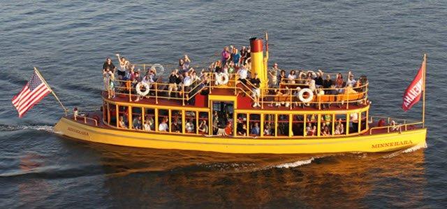 Minnehaha-steamboat
