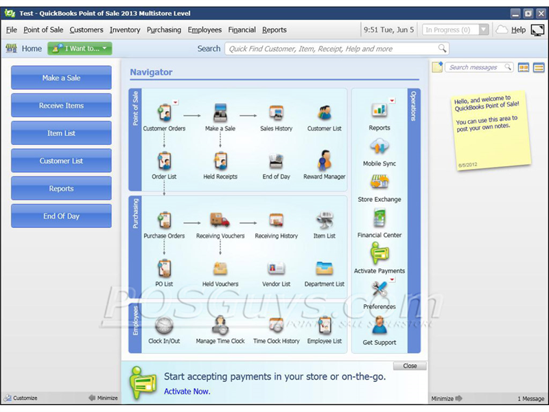 QuickBooks Point-of-Sale 2013-R11 Problems Being Reported ...