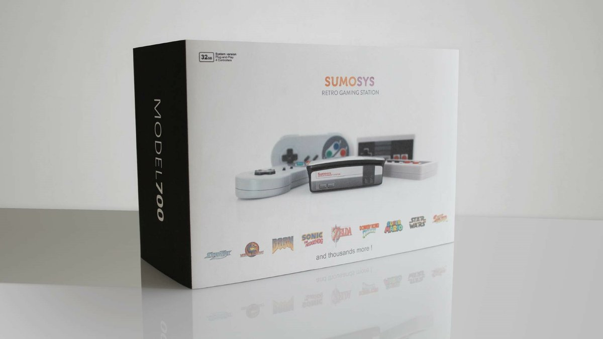 Ultimate Retro Gaming Machine from gotomyerp at Scaling New