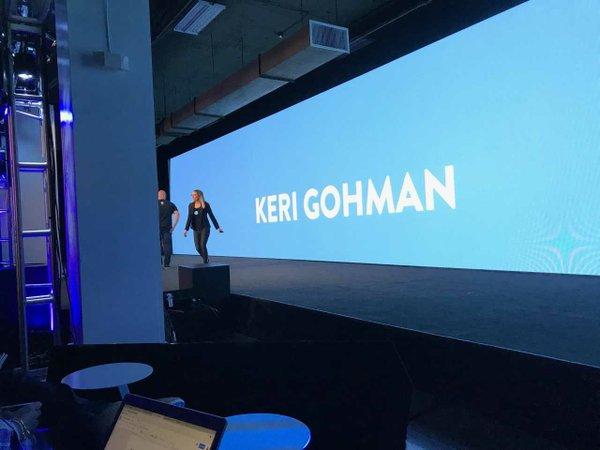 Keri Gohman