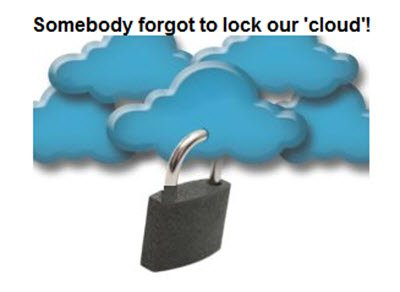 The Cloud isnt locked.jpg