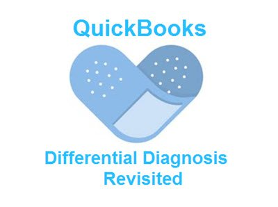 QB Differential Diagnosis Revisited