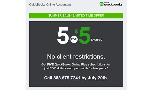 Christmas in July - QBO 5 for 5 is Back