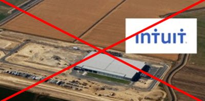 Intuit's former Quincy Data Center