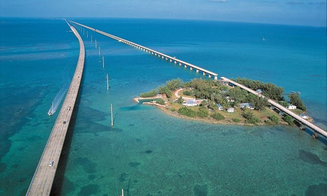 Florida Highway to the Keys