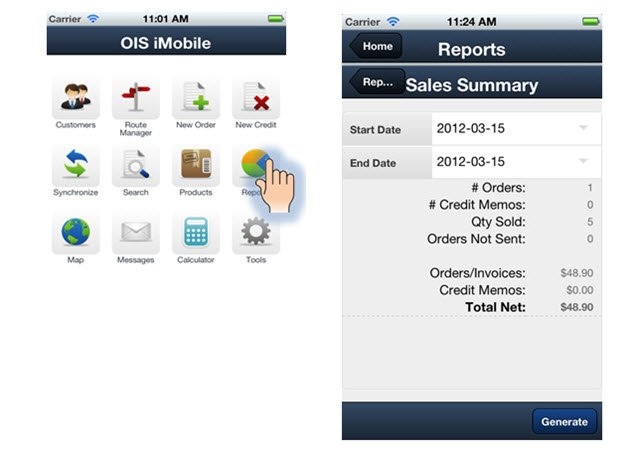 OIS_Mobile-Reporting
