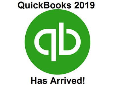 QuickBooks 2019 Has Arrived