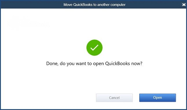 QuickBooks 2019 Desktop - Migrate QuickBooks to another