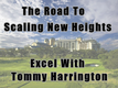 The Road To Scaling New Heights - Excel