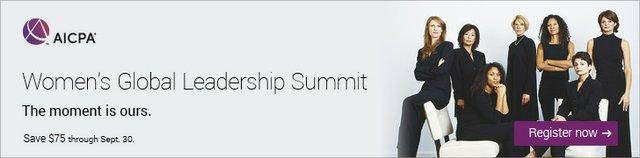 AICPA Women's Leadership Summit