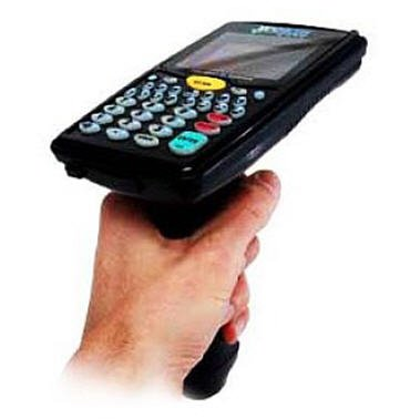 MISys Barcode Hand Scanner