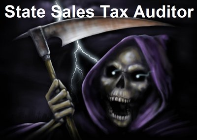 State Sales Tax Auditor