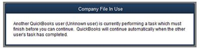 File Locking Errors