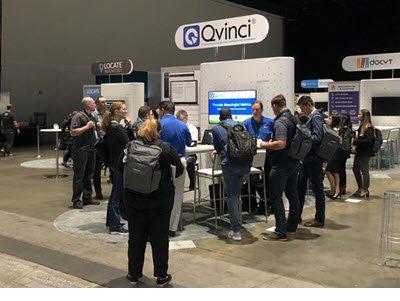 QBC2018_Qvinci_booth