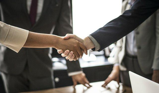 Shake Hands Agreement